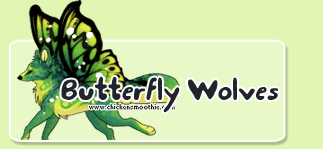 butterfly wolves