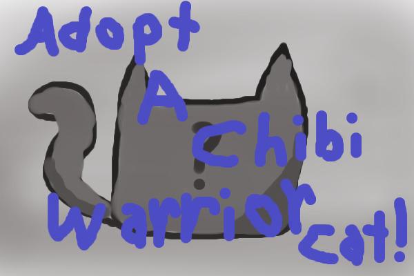 View topic - ADOPT A CHIBI WARRIOR CAT! - Chicken Smoothie  Warrior Cat Chibi