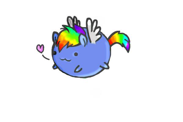 cute chubby unicorn for - photo #1