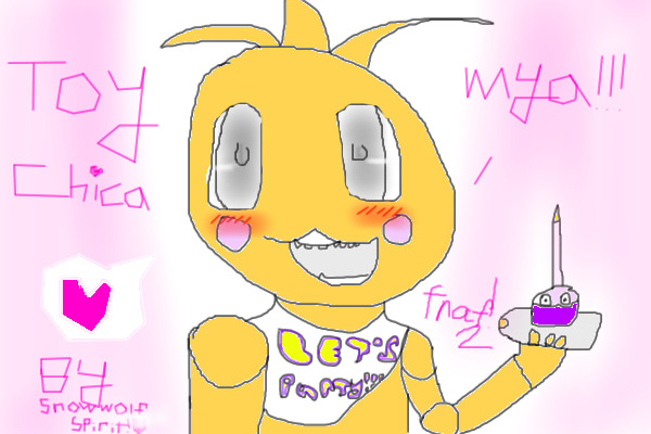 View topic toy chica adorable version fnaf 2 3 chicken smoothie