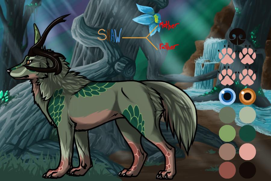 DRAGON TAMER WANTED!  Can you tame this dragon: Shaw Image