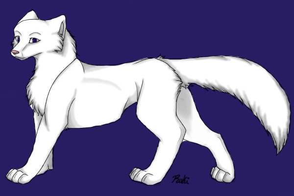 White Wolf With Purple Eyes View topic - White wol...