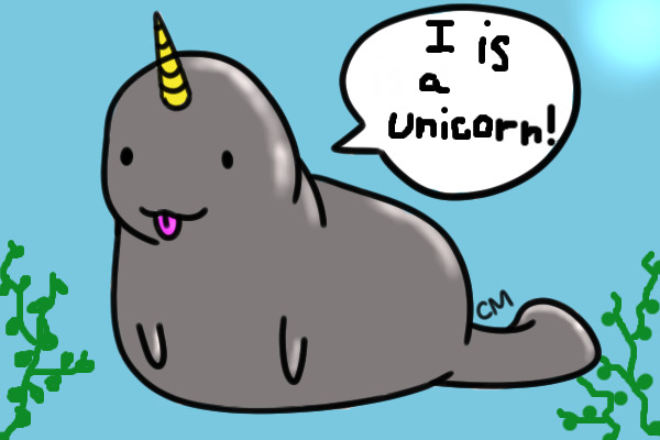 View topic - Unicorn-erm- I mean manatee!! - Chicken Smoothie