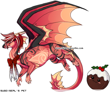Chicken Smoothie Christmas 2020 Pets View topic   Christmas dragon   Chicken Smoothie