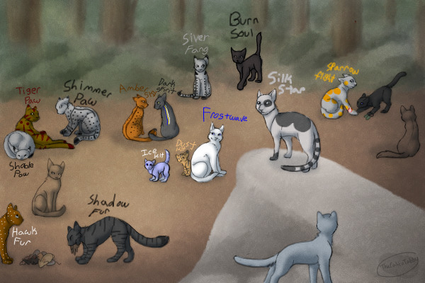 View topic - The Elements V2 ~Warrior Cats with Powers RP