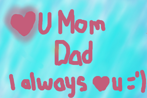 View Topic I Love You Mom And Dad Chicken Smoothie