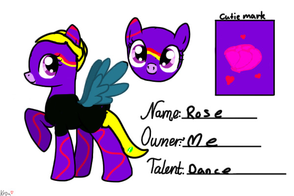 View topic - MLP-Next generation Open - Chicken Smoothie