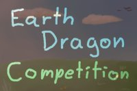 Earth Dragon Lineart Competition