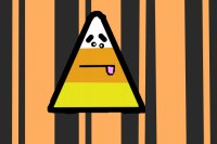 Confused Candycorn!