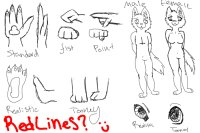 Red line please! (anthros)