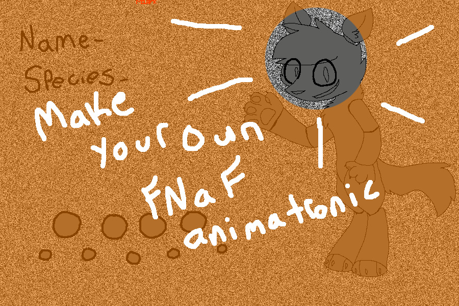 View topic - Make your own FNaF Animatronic - Chicken Smoothie