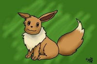 Pokemon #4 Eevee