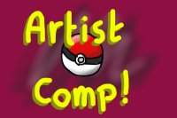 Pokemon artist competition!