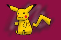 Pokemon #9 Pikachu