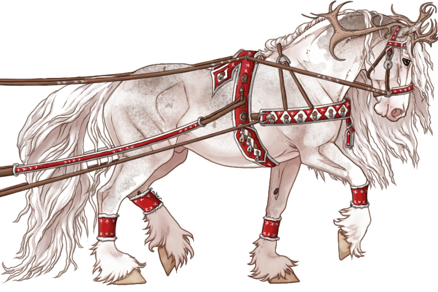 Christmas Horse Drawing.View Topic 549 Khimaira Friesians Christmas Event