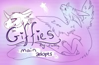 Giffies - the giving species- Main Adopts