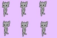anthro cat adopt sheet