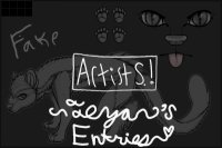 ~Teya~'s Entries