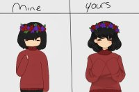 yours/mine