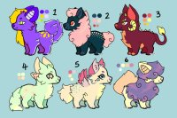 SILHOU'S ADOPTS: BATCH #24