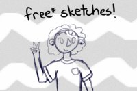 free* sketches!!