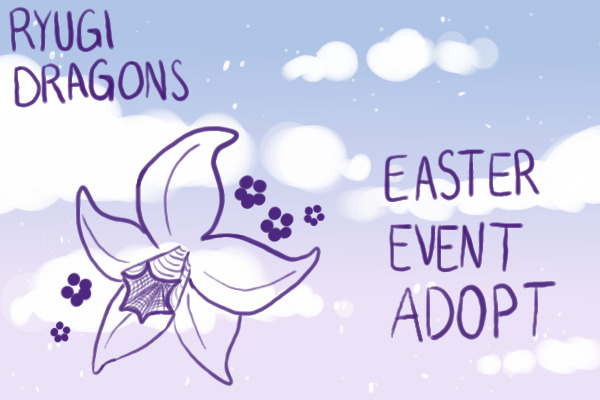 Ryugi Dragons | Easter Event 2019 Adopt