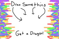 Draw Something, Get a Dragon!
