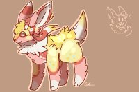 Jolteon/Sylveon Custom