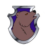 Bear Crest Colored