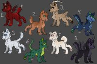 Adopts 4/8 open