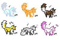 fox adopts batch #007