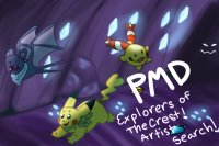 PMD Explorers of the Crest!  - Staff Search!