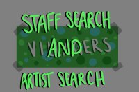 - villagers - staff and artist search // OPEN FOR MARKS