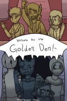 Welcome to the Golden Den!