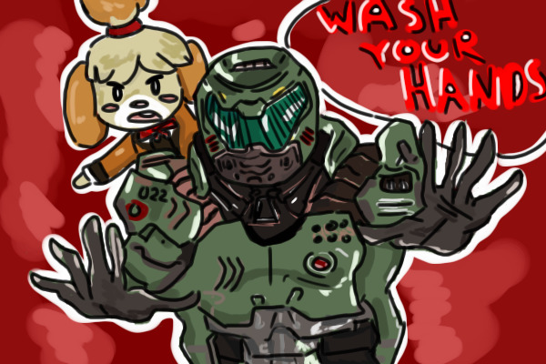 View Topic Isabelle And Doomguy Chicken Smoothie