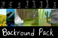 Free Background Pack for All