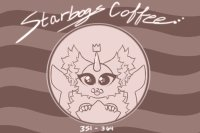 Starbogs Coffee Shop #351-364