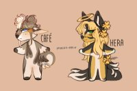 cafe & hera`` - adopt [closed]AUTO ADDED