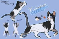 Tumbletops | Jellicle Male