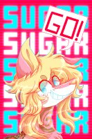 art fight! TEAM SUGAR !