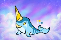 A little Narwhal <3