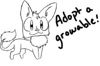 Adopt a Growable Fluffy! OPEN!