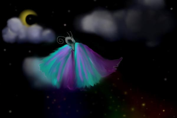 Sternenglanz, Schneeflocken und Kirschblüten ~ meine Bilder Image